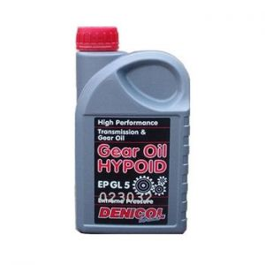 HYPOID GEAR OIL EP 80W90 1L