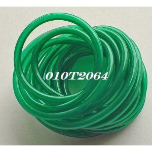 benzine slang rubber zwart diam. 4.5mm, lengte 5meters